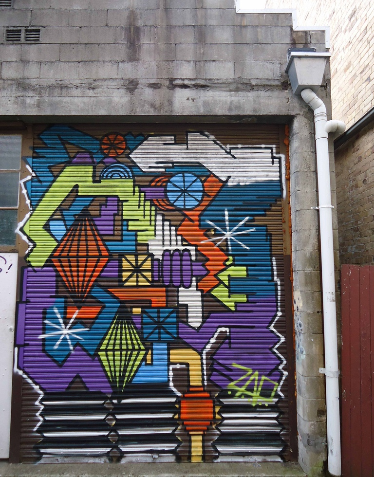 zap graffiti