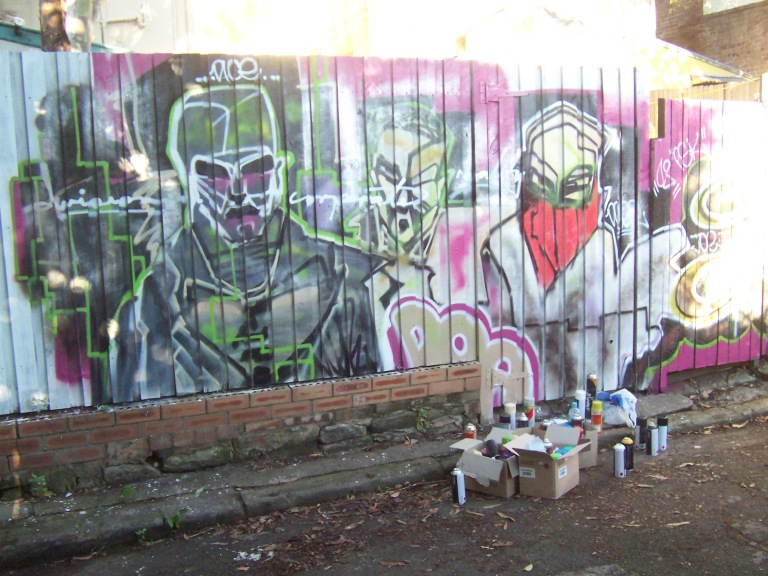 StreetJam 2008 Newtown